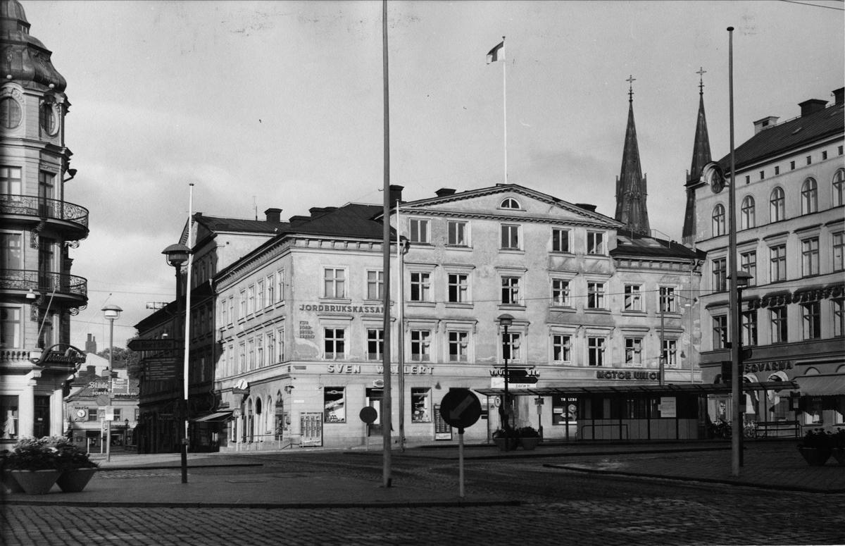 Thulehuset vid Stora torget, Uppsala