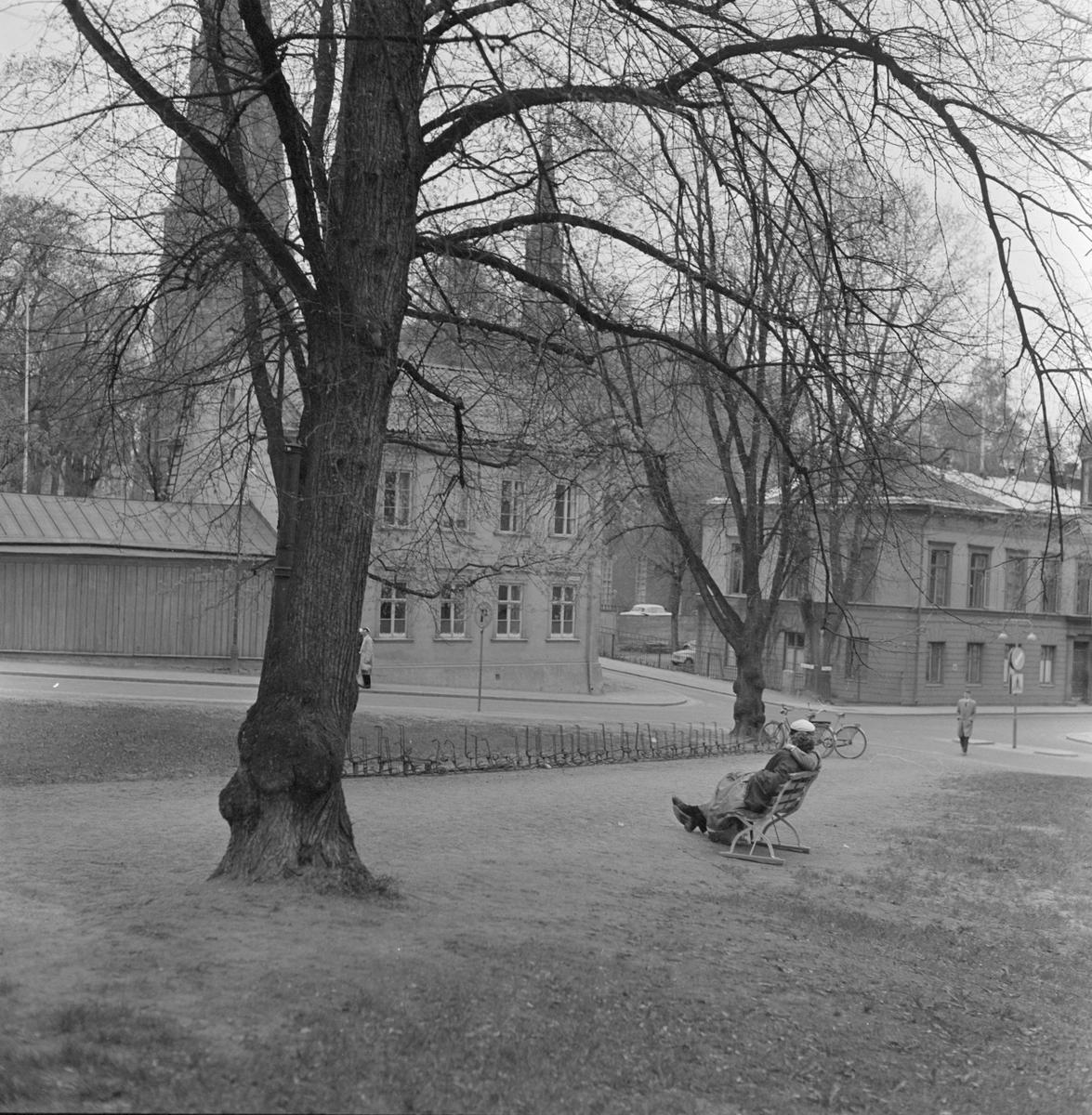 Slottsbacken, kvarteren Oden och S:t Erik, Fjärdingen, Uppsala