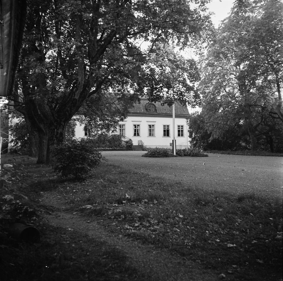 Stora Bärby herrgård och vilohem, Giresta socken, Uppland