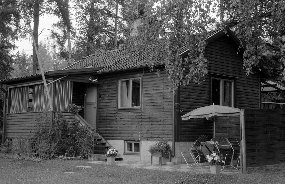 Sommarstuga, Drälinge 1:15, Björklinge socken, Uppland 1976