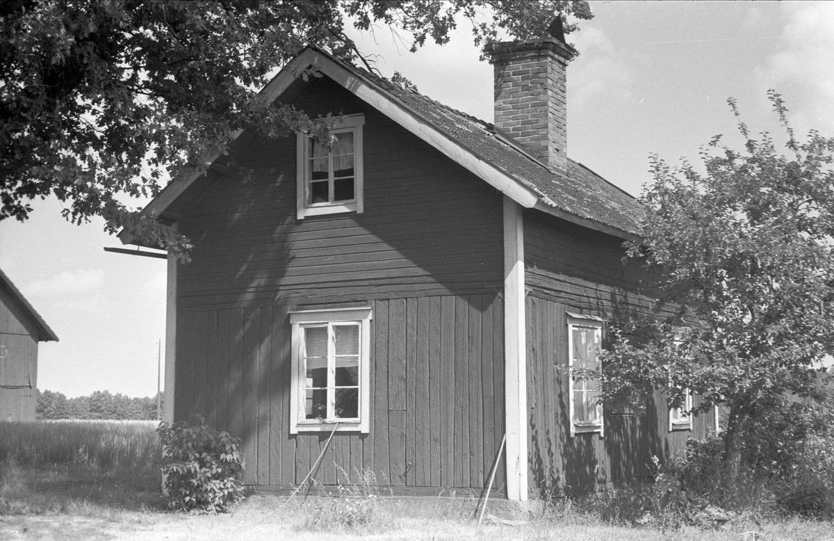 Brygghus, Högsta 1:6, Bälinge socken, Uppland 1976