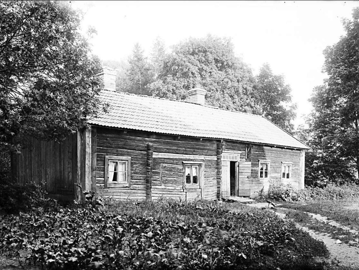 Mangårdsbyggnad på friluftsmuseet Disagården, Gamla Uppsala
