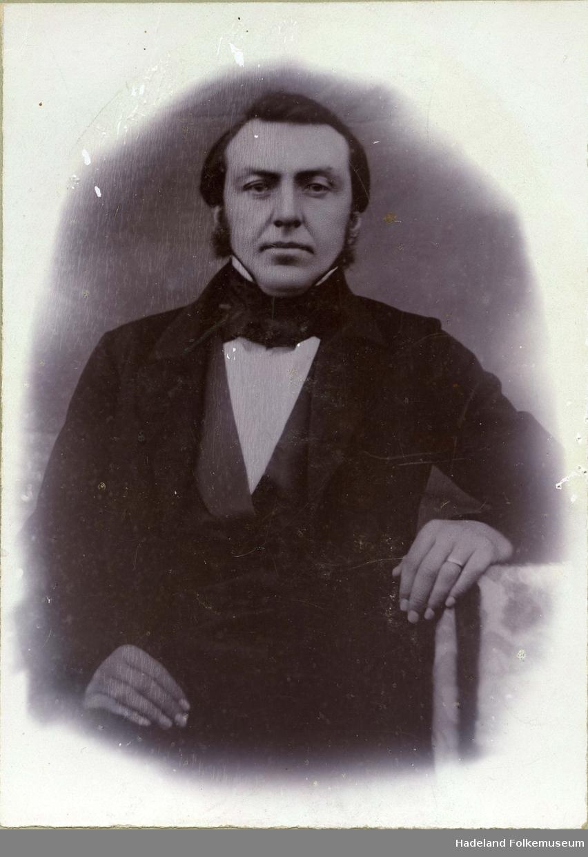 Portrett av Amund Larsen Gulden