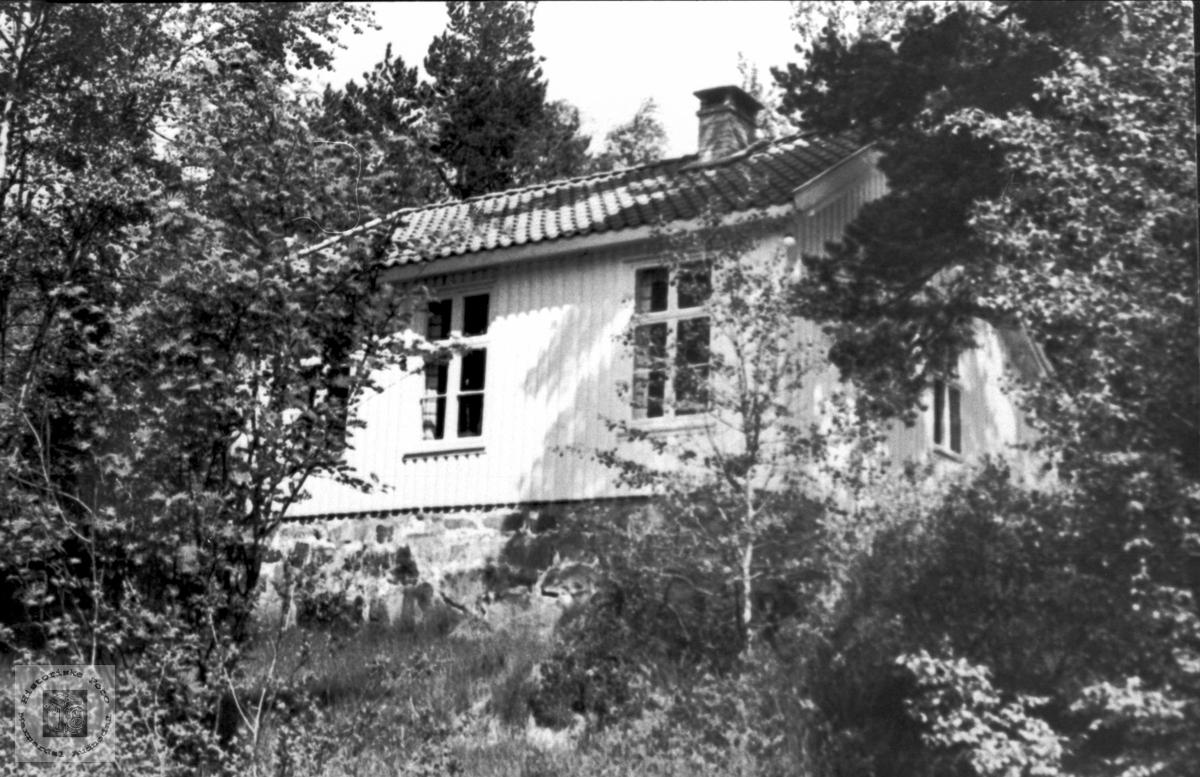 Ryllende skule, Bjelland.