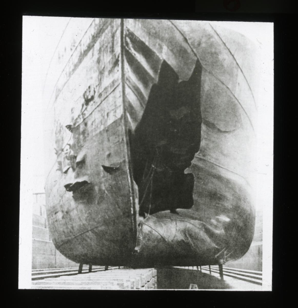 D/T 'Belridge'(b.1914, Sir James & Sons Ltd., Sunderland) - torpedert.