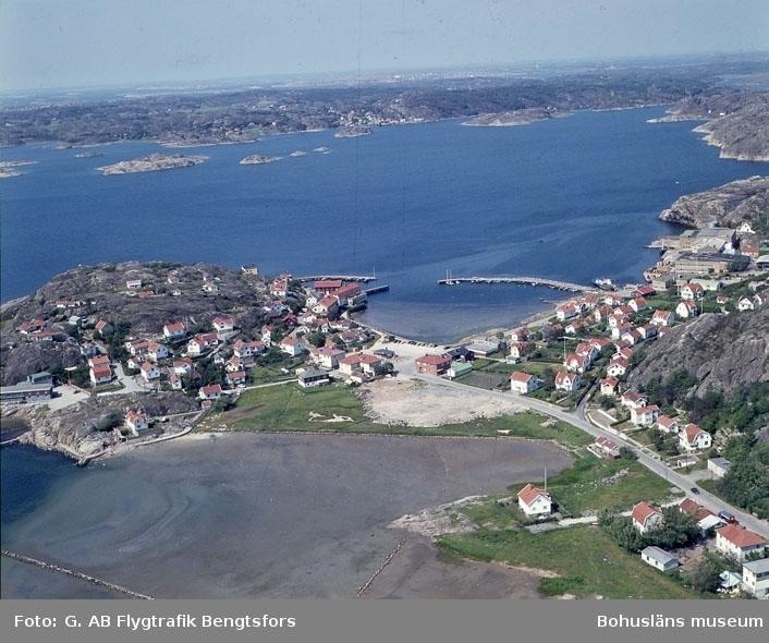 """Enligt AB Flygtrafik Bengtsfors: """"Ellös Bohuslän""""."""