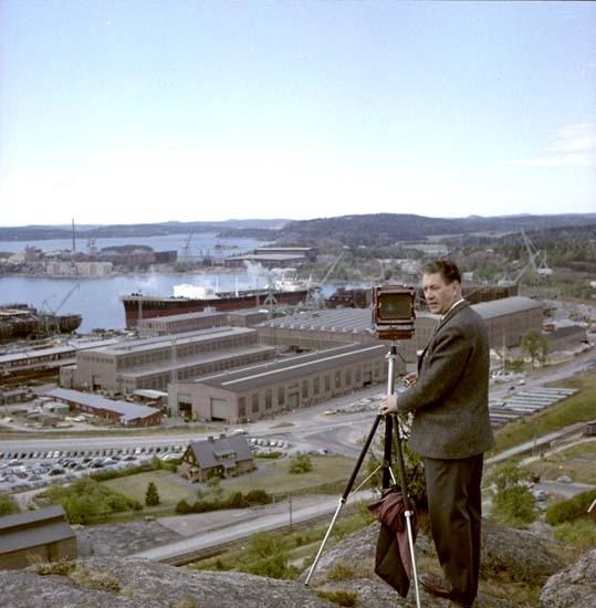 Fotograf Arne Andersson.