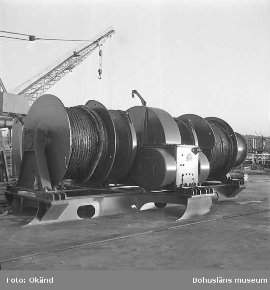 Fartyg 226 T/T Thorshammer, däck.