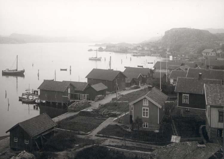 Bovallstrand juli 1924.