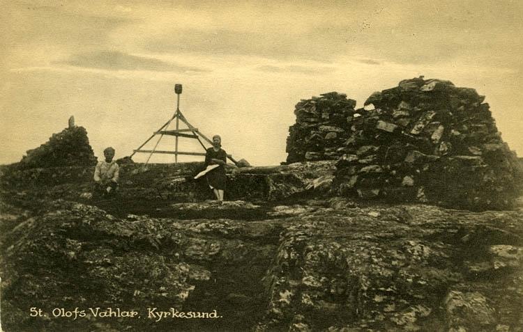S:t Olofs valar, Kyrkesund