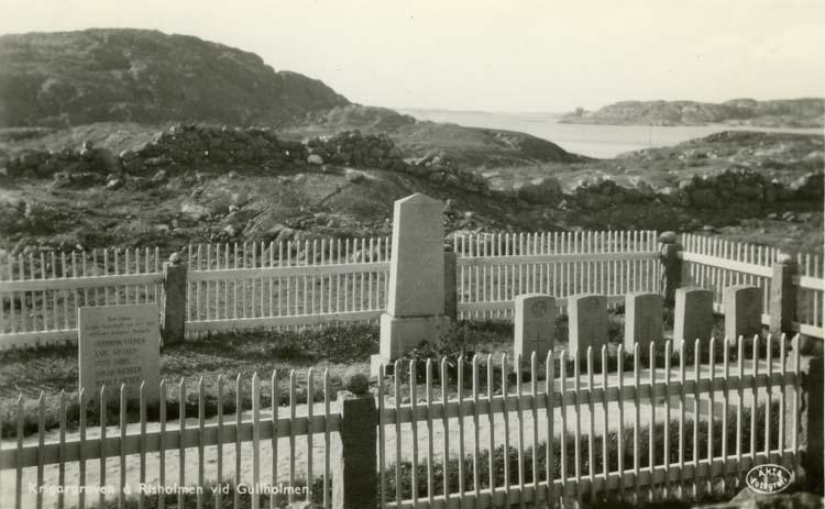 Krigskyrkogården på Stora Risholmen