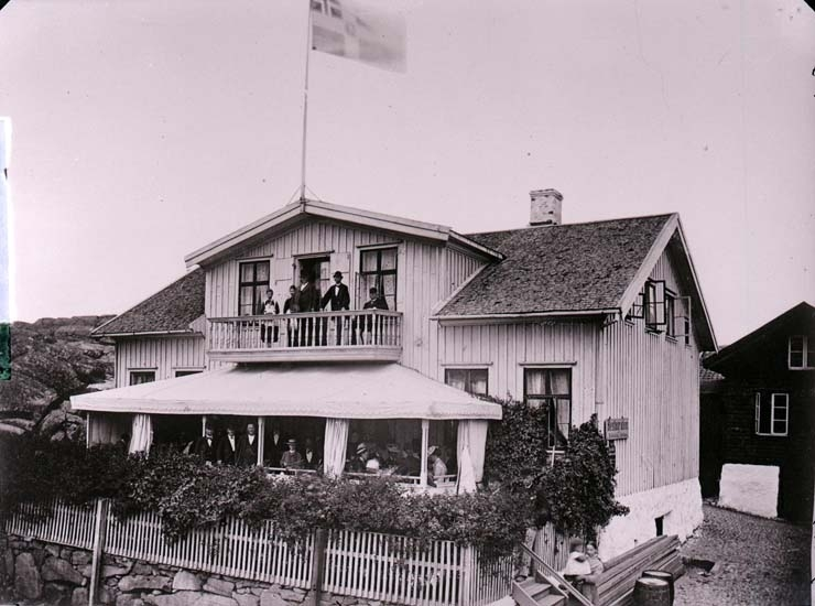 Hotell Continental 1870-talet