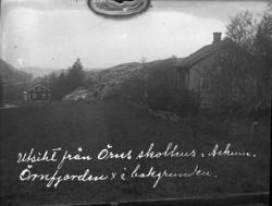 Örnbackens småskola 1924