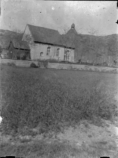 """Enligt notering: """"Svenneby g:a kyrka""""."""