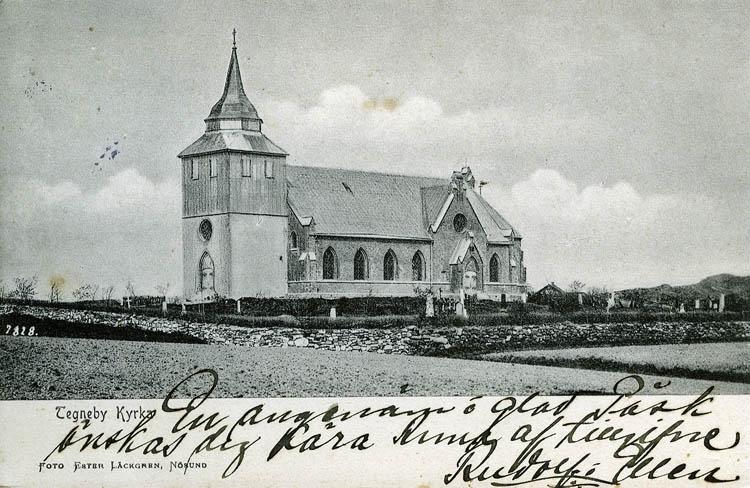Tegneby kyrka
