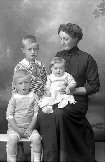 Fru Anna Macfie Lyckorna