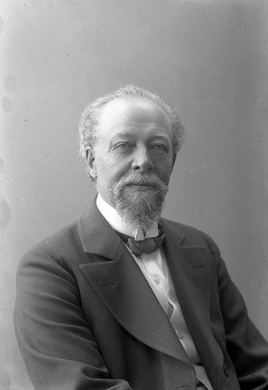 """Enligt fotografens journal nr 2 1909-1915: """"Isberg, Herr Höglunda Här""""."""