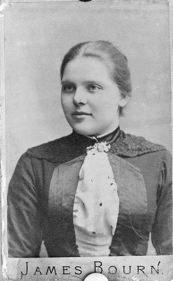 Fru Hanna Sandberg