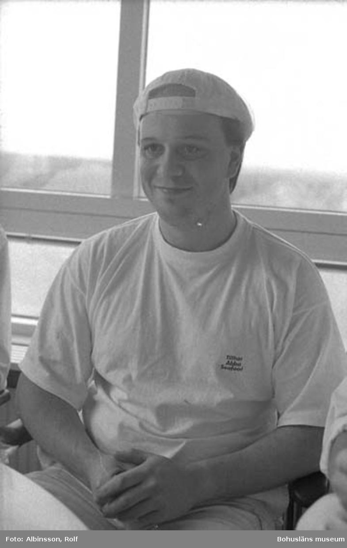 "Enligt fotografens noteringar: ""André Fager."" Fototid: 1996-03-14."