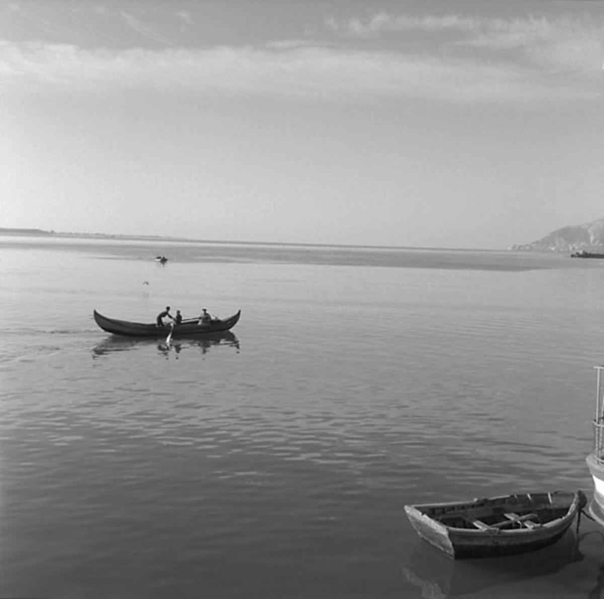 44. Spanien, Portugal. Fotojournal finns på B.M.A. + fotoalbum. Samtidigt förvärv: Böcker och arkivmaterial. Foton tagna mellan 1959-11-13 och 1959-11-15. 12 Bilder i serie.