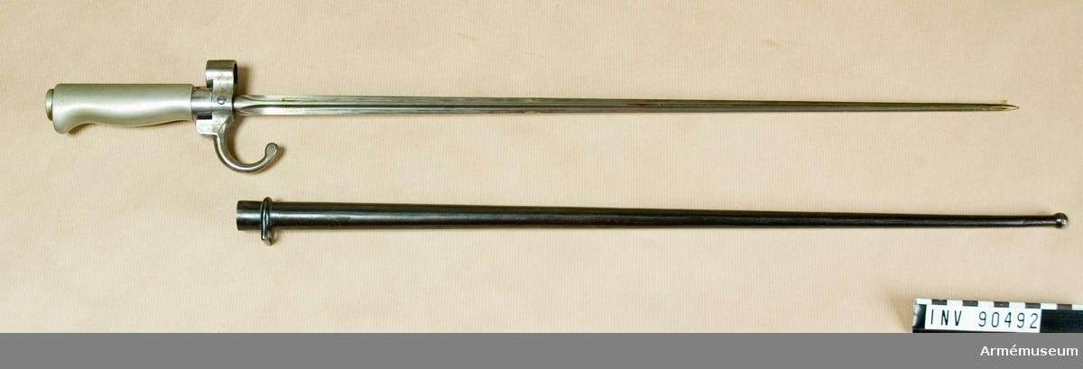 Bajonett m/1886