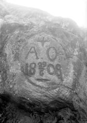 """Juli 1924. """"A.O. 18 29/6 08 ."""""""