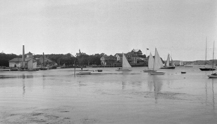 Enligt senare noteringar: Styrsö, Bratten. 23 Juli 1922.