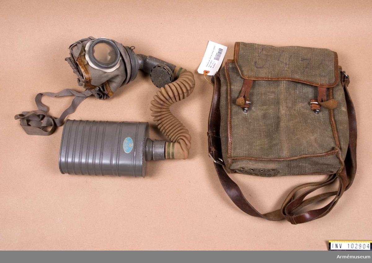 Gasmask fm/1929