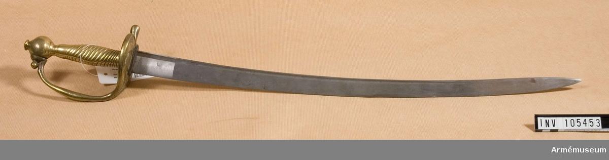 Huggare m/1748-1856