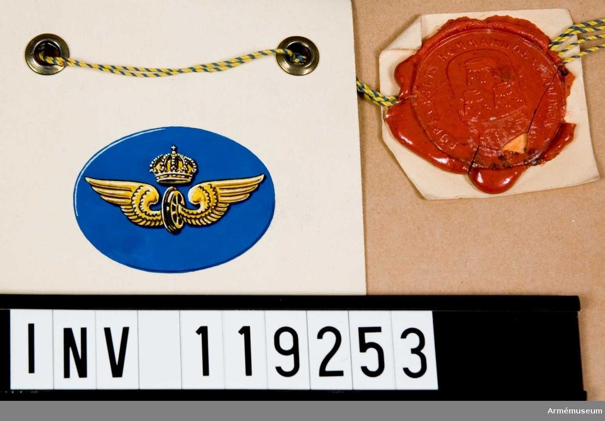 Frivilligtecken m/1946