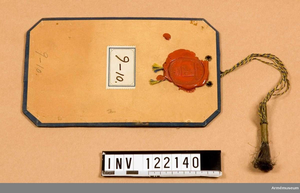 Kratsborste m/1899