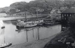 Gullholmen 1944.