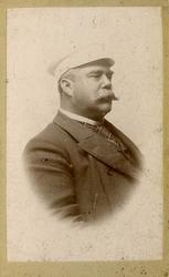 Kapten Andrew Macfie (1846 - 1924)