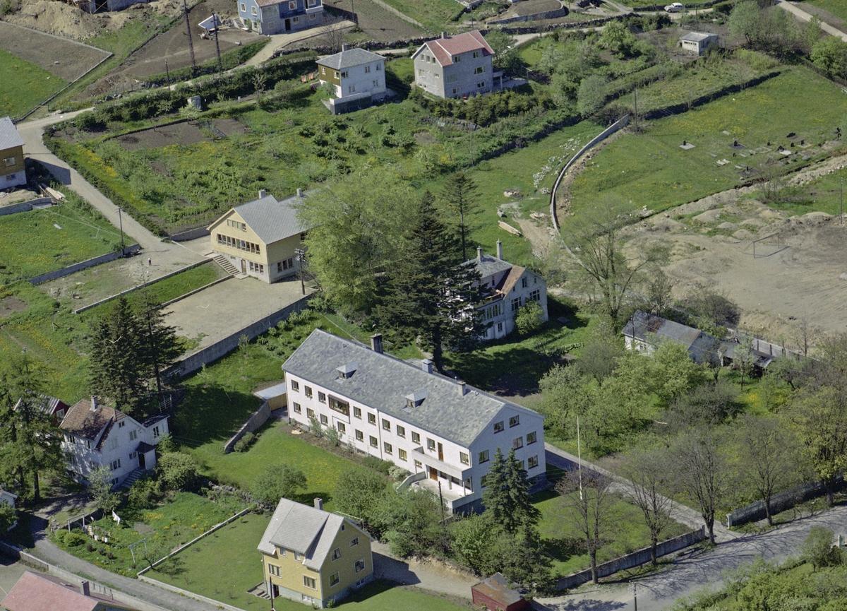 Rosenborg, Samfundets skole