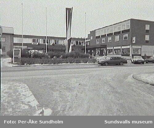 Skönsbergs Folkets hus.