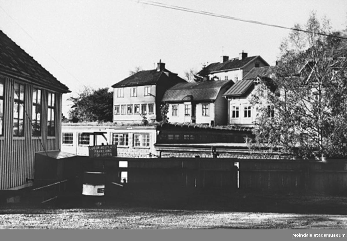 Vy från forsåkersgatan mot kvarnbygatan 33, 35 och 37, 1950 1970 ...