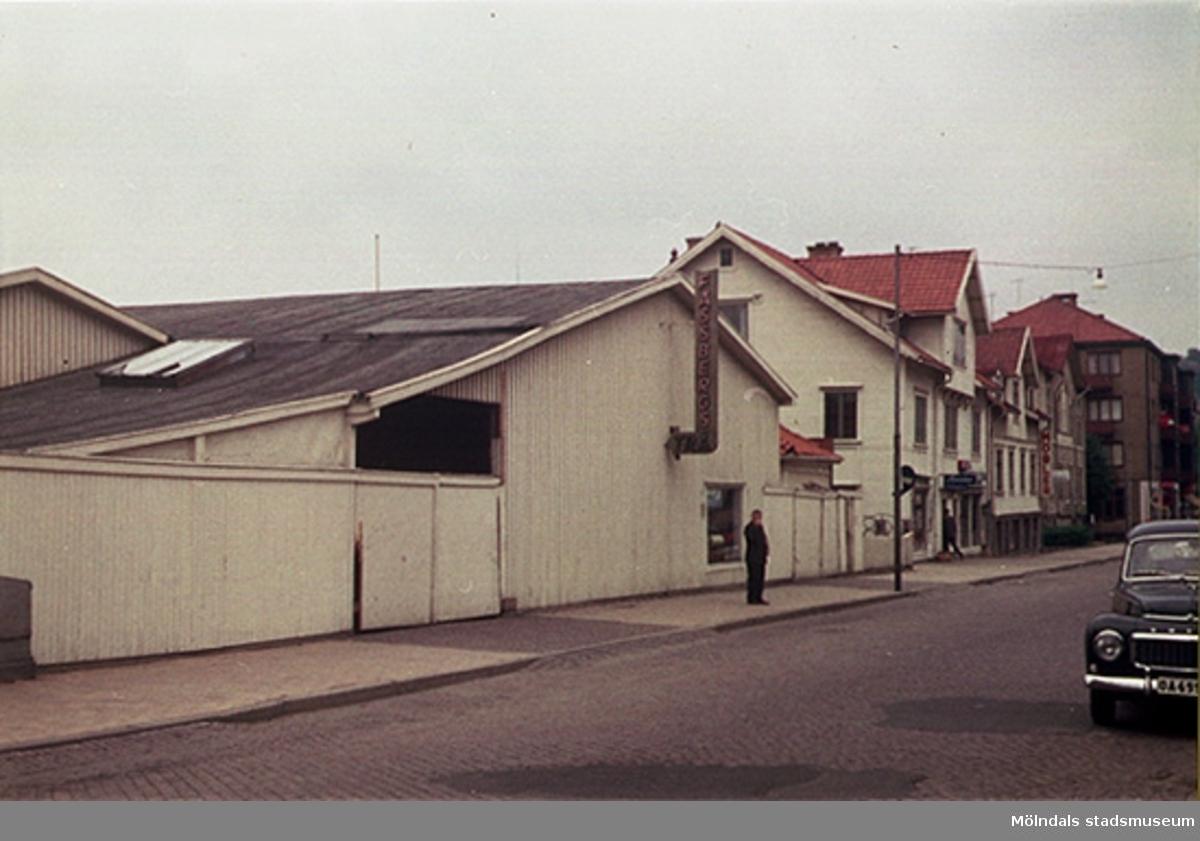 Frölundagatan (nuvarande Brogatan).
