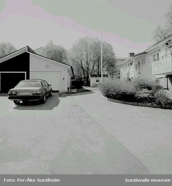 Villa och garage, kv. Linden 1, Pilgränd 1:09 Villa10 Garage