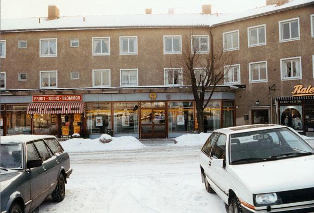 Postkontoret 161 03 Bromma Holbergsgatan 53
