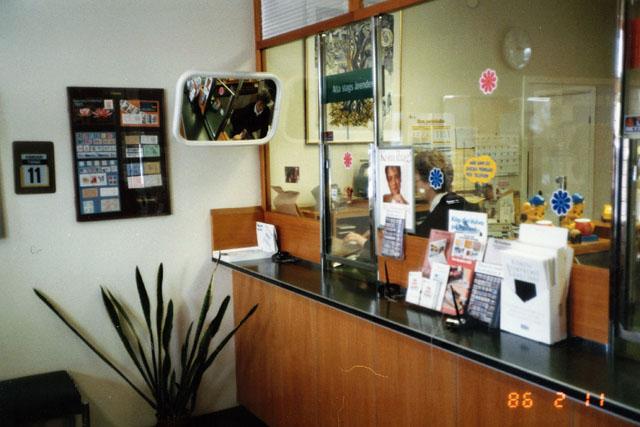Postkontoret 860 40 Indal