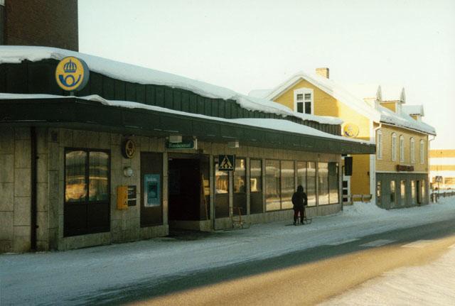 Postkontoret 933 00 Arvidsjaur Storgatan 26