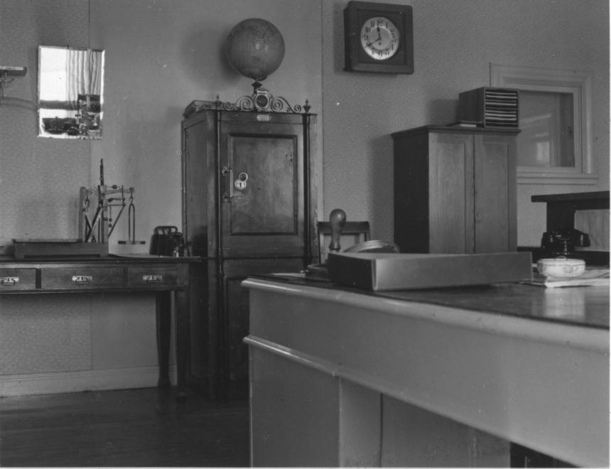 Poststation inrättades i Håkansö 1895 och drogs in 1963.