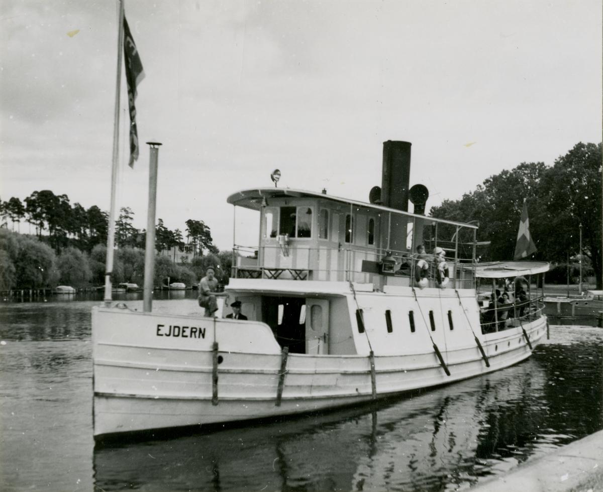 Passagerarångfartyg