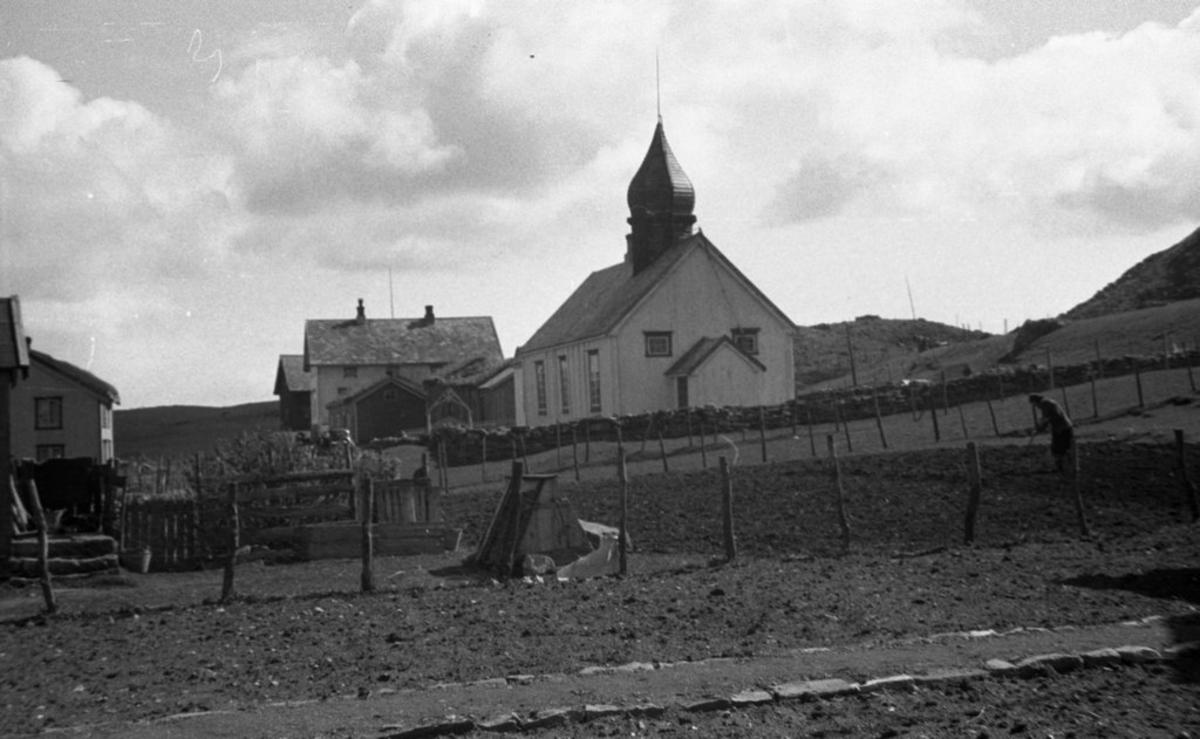 Kirke Hvor