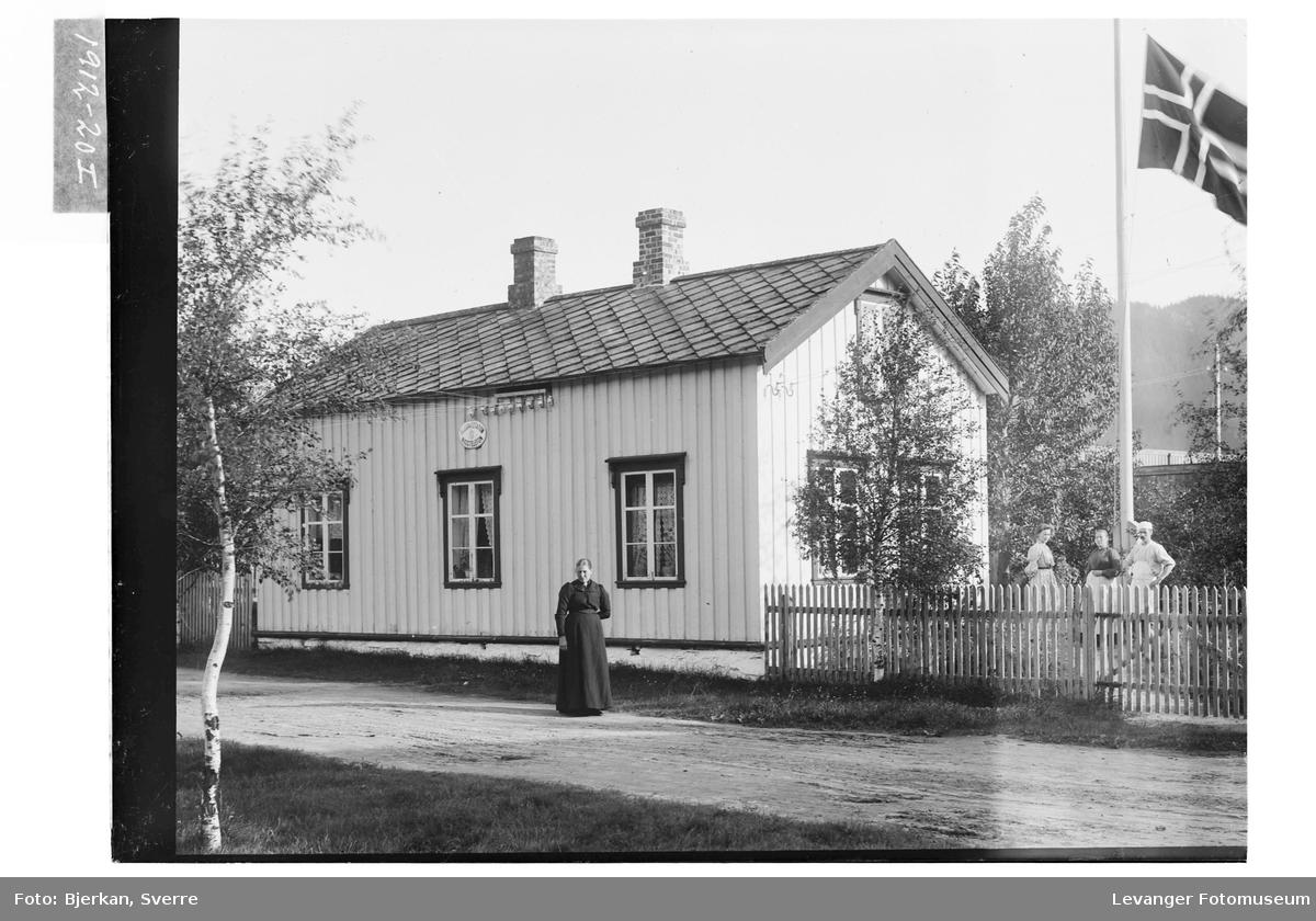 Søraker (Bredingsberg) i Vuku