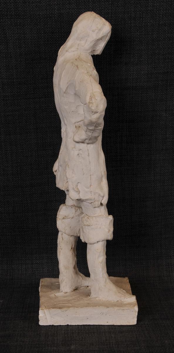 Heilfigur av sagnhelten Holger Danske.