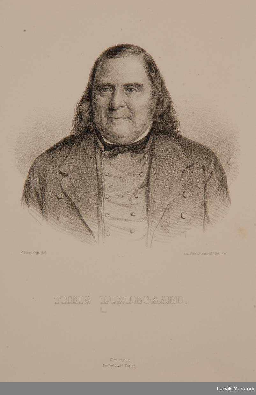 Theis Lundegaard Portrett
