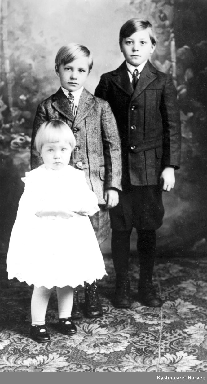 Barna til Johan Myrmo