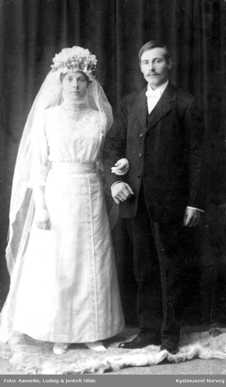 Matthias Torstad og Agnes Nakling Torstad