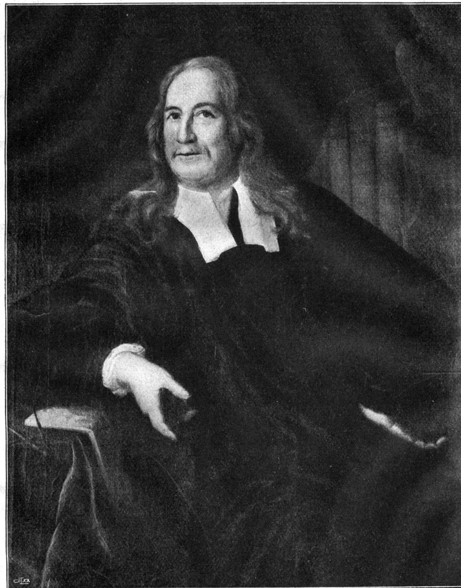 'Porträtt av Olof Rudbeck (1630-1702) ::  :: Ingår i serie med fotonr. 6975:1-31.'
